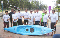 OzPaddle Corporate Days
