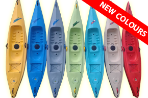 New Kayak Sales - Our Colour Range