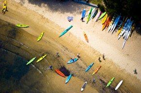 OzPaddle Kayak Hire